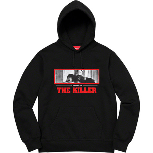 [해외] 슈프림 더 킬러 후드 Supreme The Killer Hooded Sweatshirt 18FW
