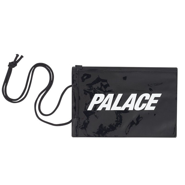 [해외] 팔라스 파우치 Palace Pouch Black white 19SS