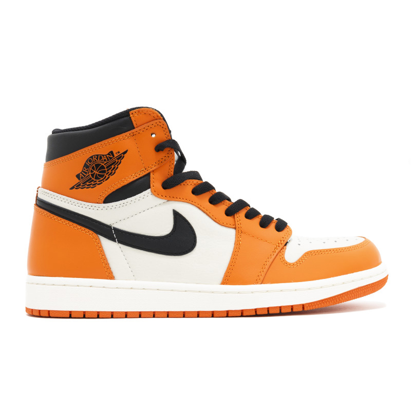 [해외] 나이키 에어조던 1 백보드 Nike AIR JORDAN 1 RETRO HIGH OG SHATTERED BACKBOARD AWAY 280-300 555088-113
