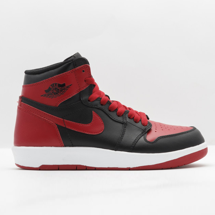[해외] 나이키 에어조던 1.5 브레드 GS Nike AIR JORDAN 1 HIGH THE RETURN BRED 768862-001