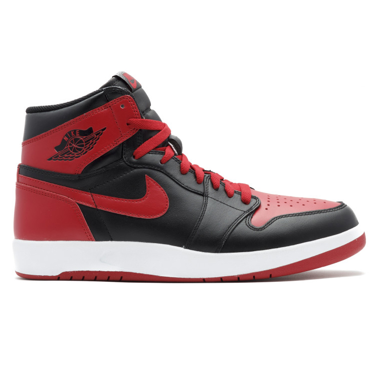 [해외] 나이키 에어조던 1.5 브레드 MAN Nike AIR JORDAN 1 HIGH THE RETURN BRED 280-300 768861-001