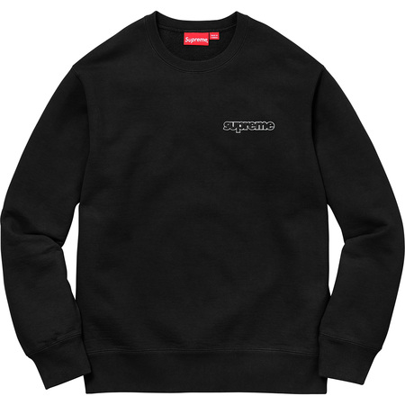 [해외] 슈프림 커넥트 크루넥 Supreme Connect Crewneck Sweatshirt 18FW